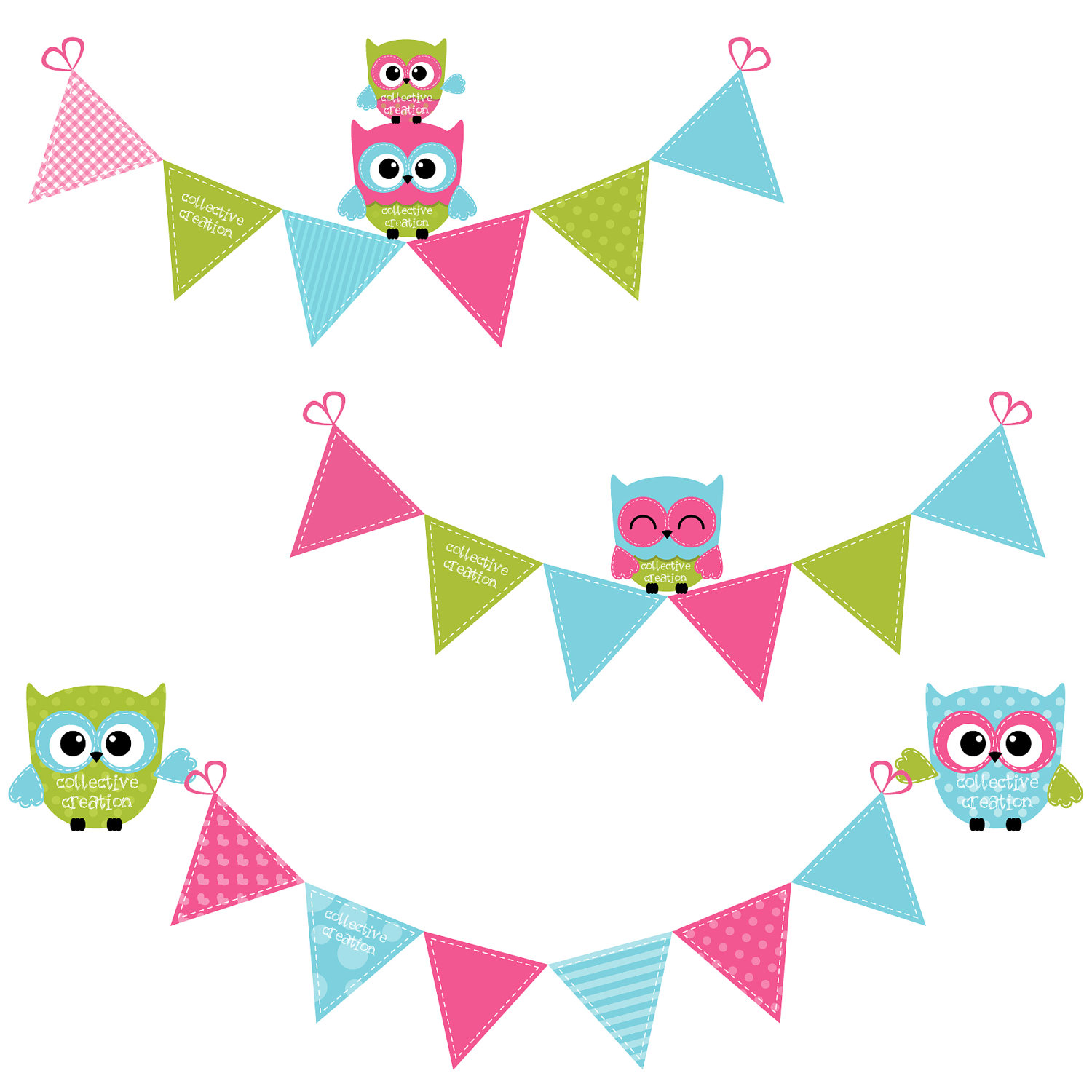 Bunting clipart #9, Download drawings