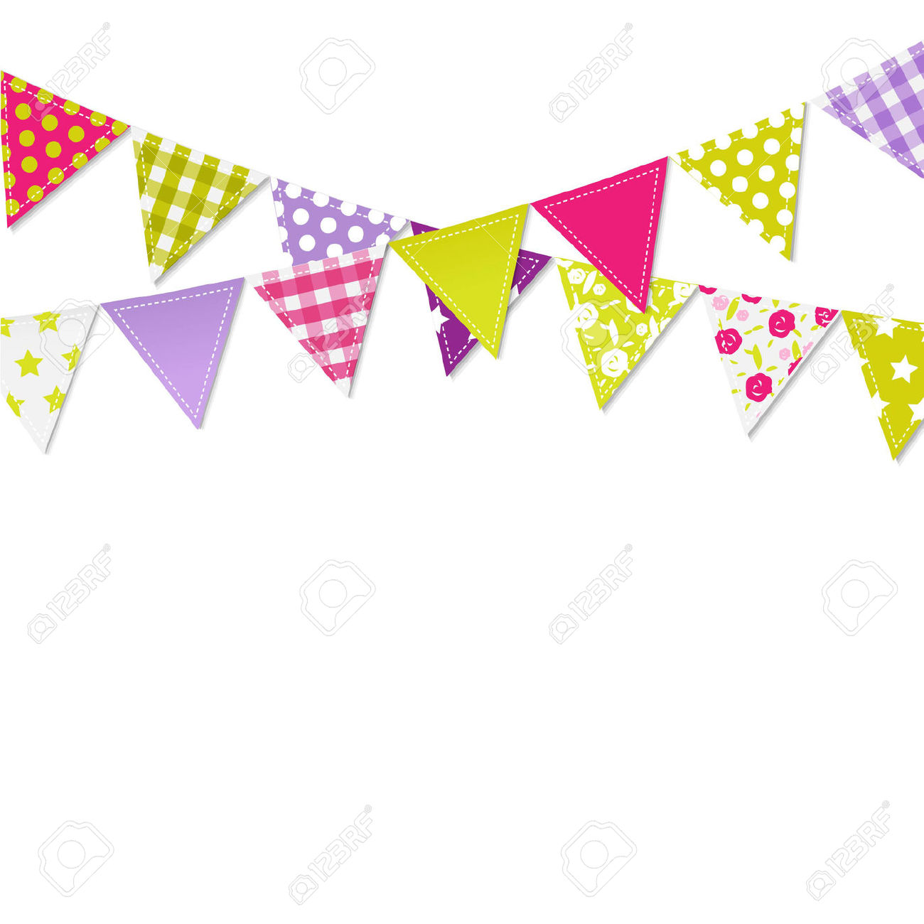 Bunting clipart #13, Download drawings