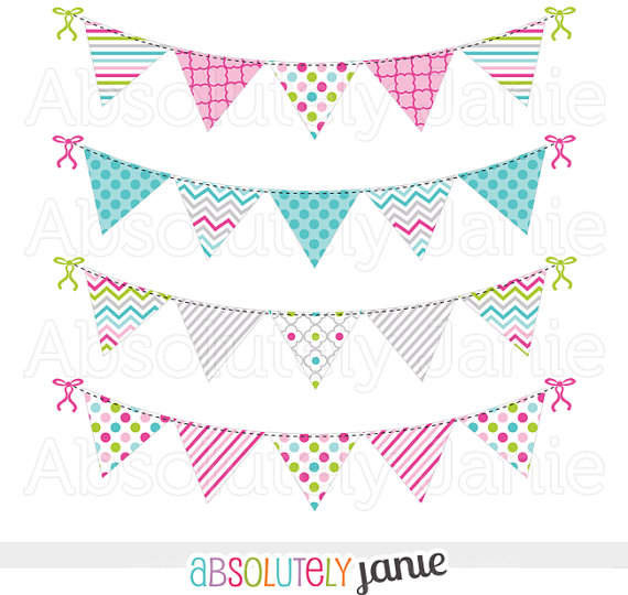 Bunting clipart #10, Download drawings