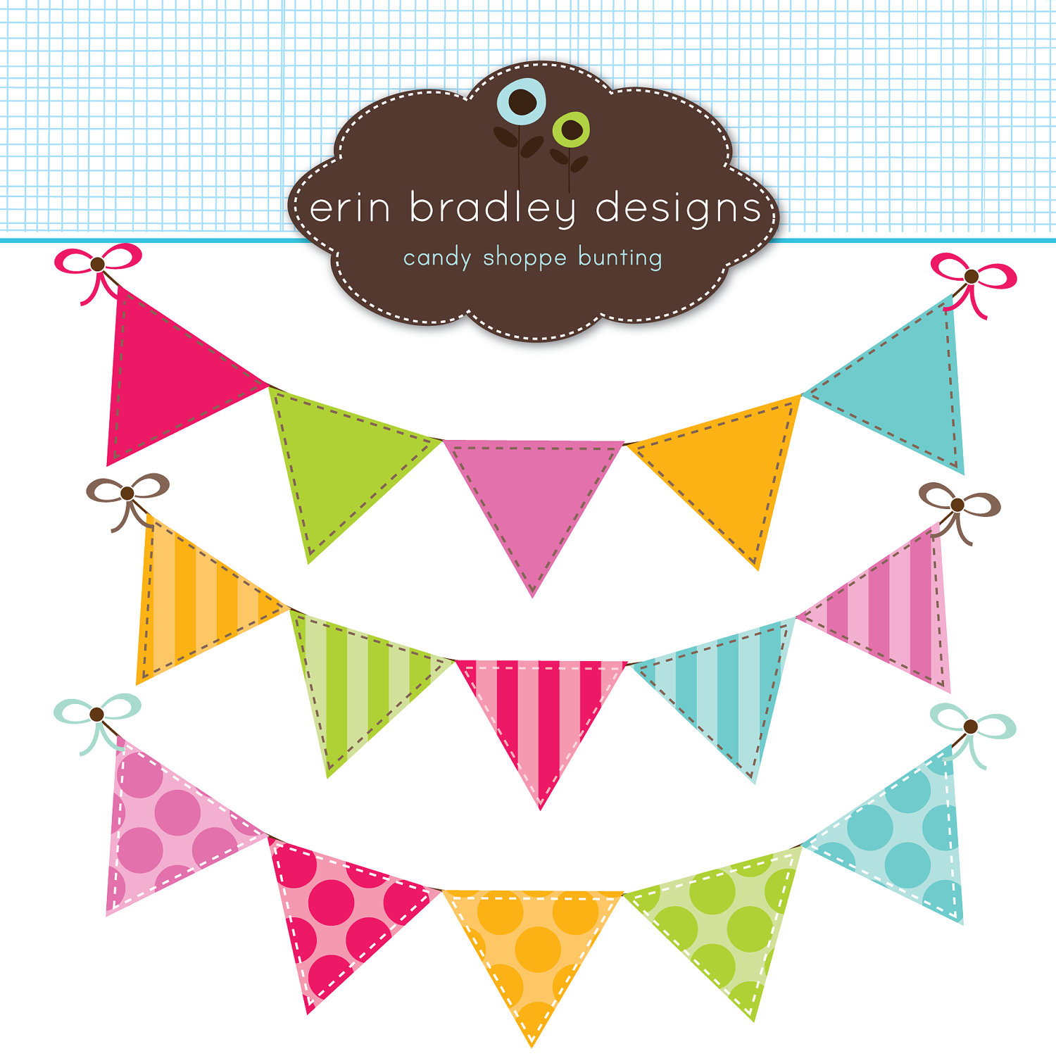 Bunting clipart #16, Download drawings