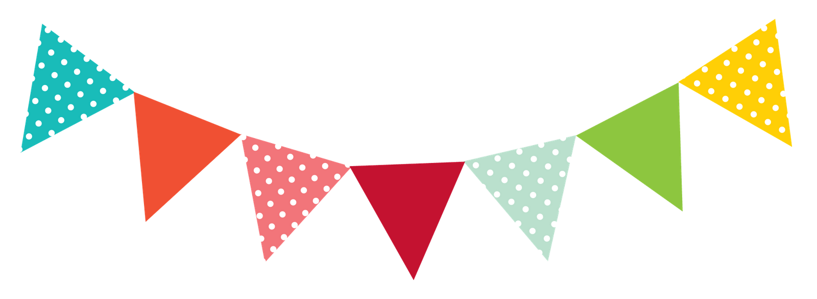 Bunting clipart #4, Download drawings
