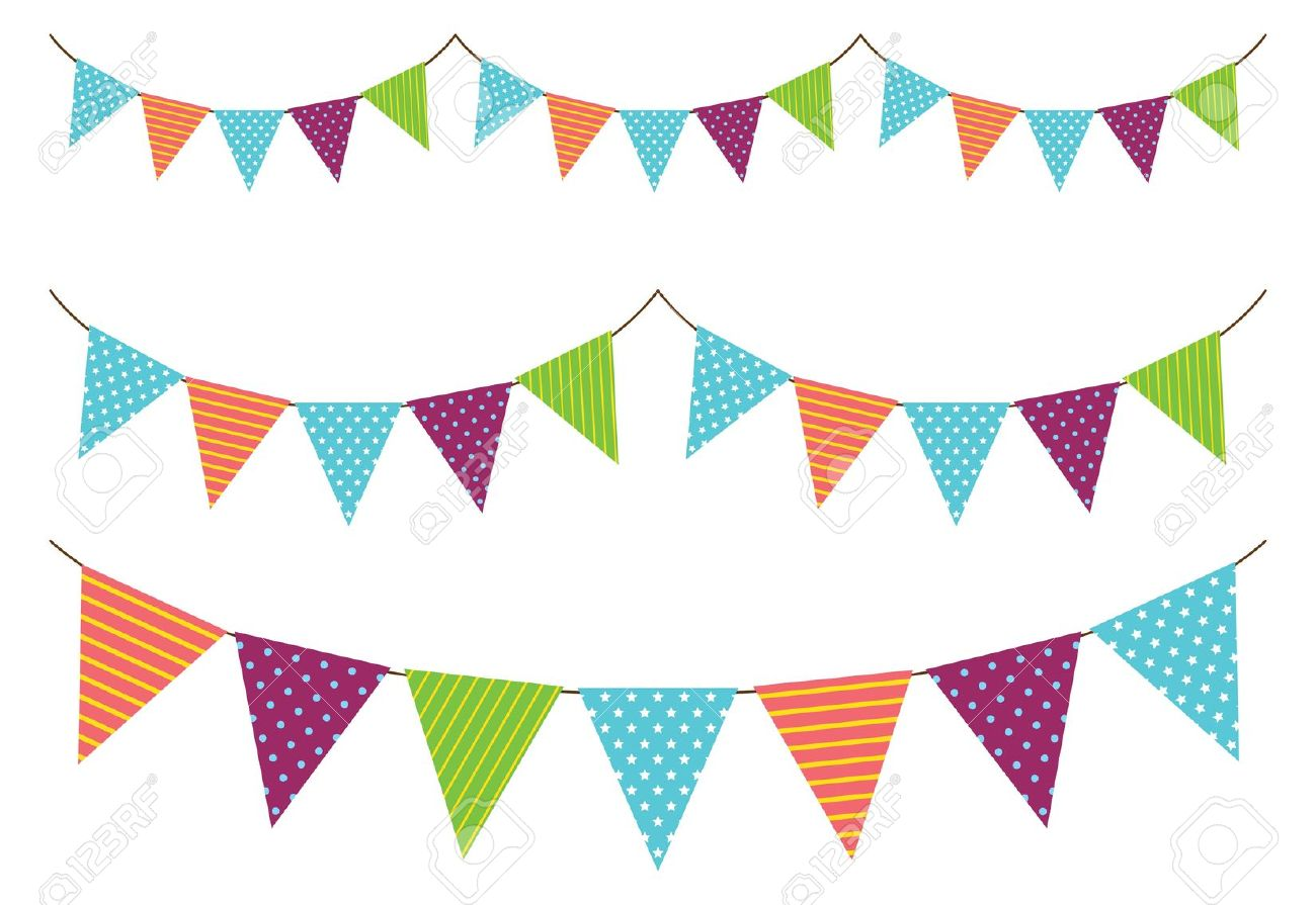 Bunting clipart #6, Download drawings