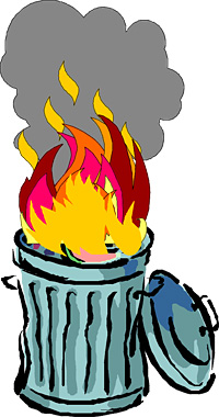 Burning T clipart #15, Download drawings