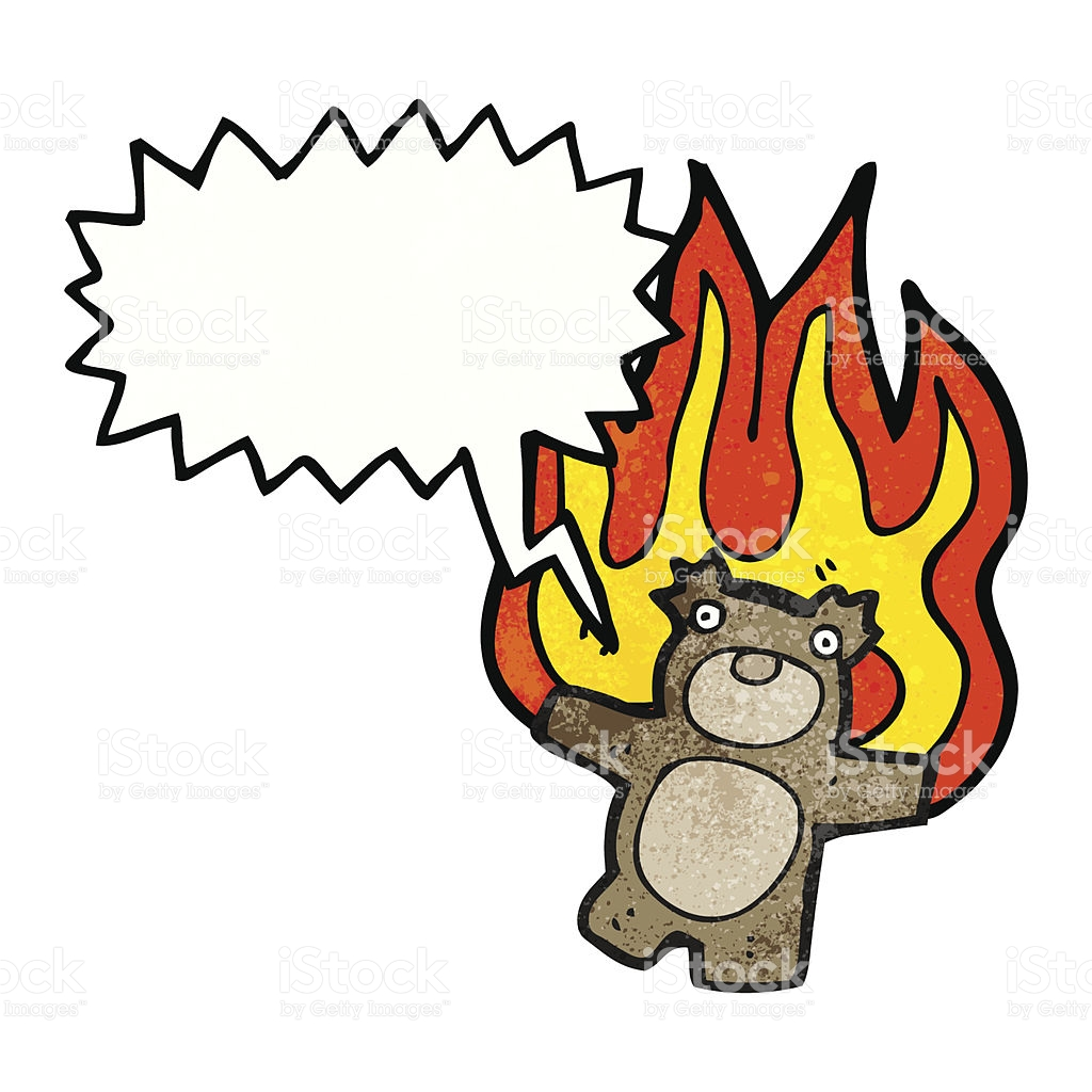 Burning T clipart #12, Download drawings