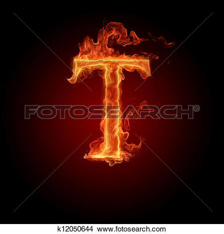 Burning T clipart #9, Download drawings