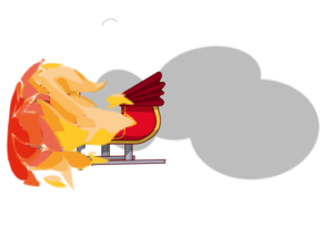 Burning T clipart #14, Download drawings