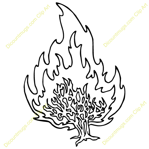 Burning T clipart #18, Download drawings