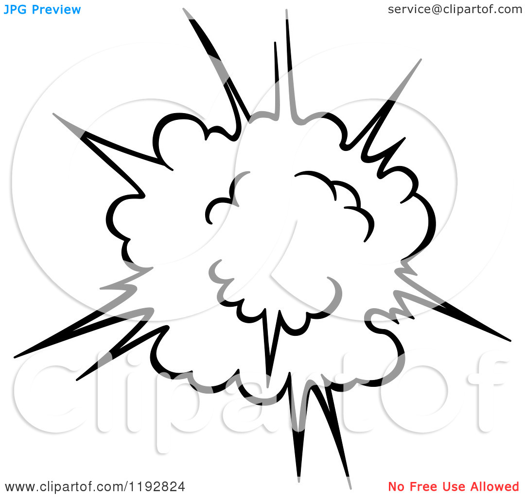 Explosion coloring #20, Download drawings