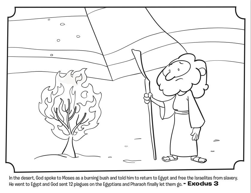 Bush coloring #12, Download drawings