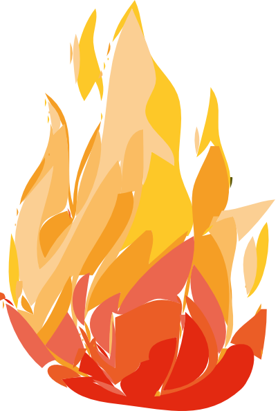 Bushfire clipart #10, Download drawings