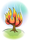 Bushfire clipart #1, Download drawings