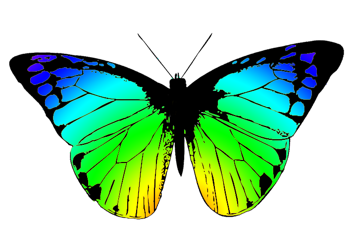 Butterfly clipart #10, Download drawings