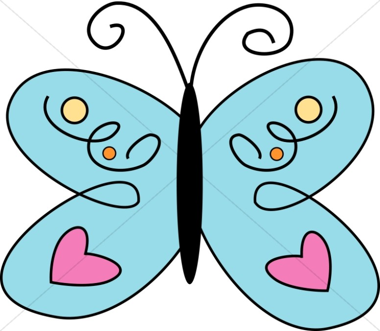 Butterfly clipart #9, Download drawings