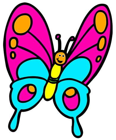 Butterfly clipart #14, Download drawings