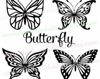 Butterfly svg #1, Download drawings