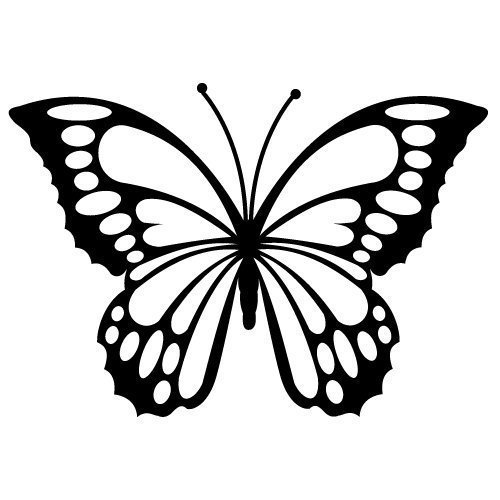 butterfly svg free #195, Download drawings