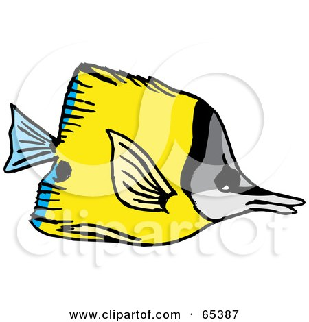 Butterflyfish clipart #16, Download drawings