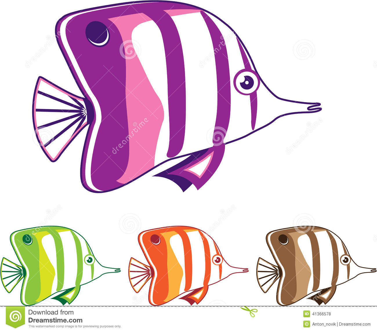 Butterflyfish clipart #10, Download drawings