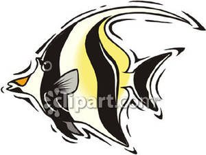 Butterflyfish clipart #9, Download drawings