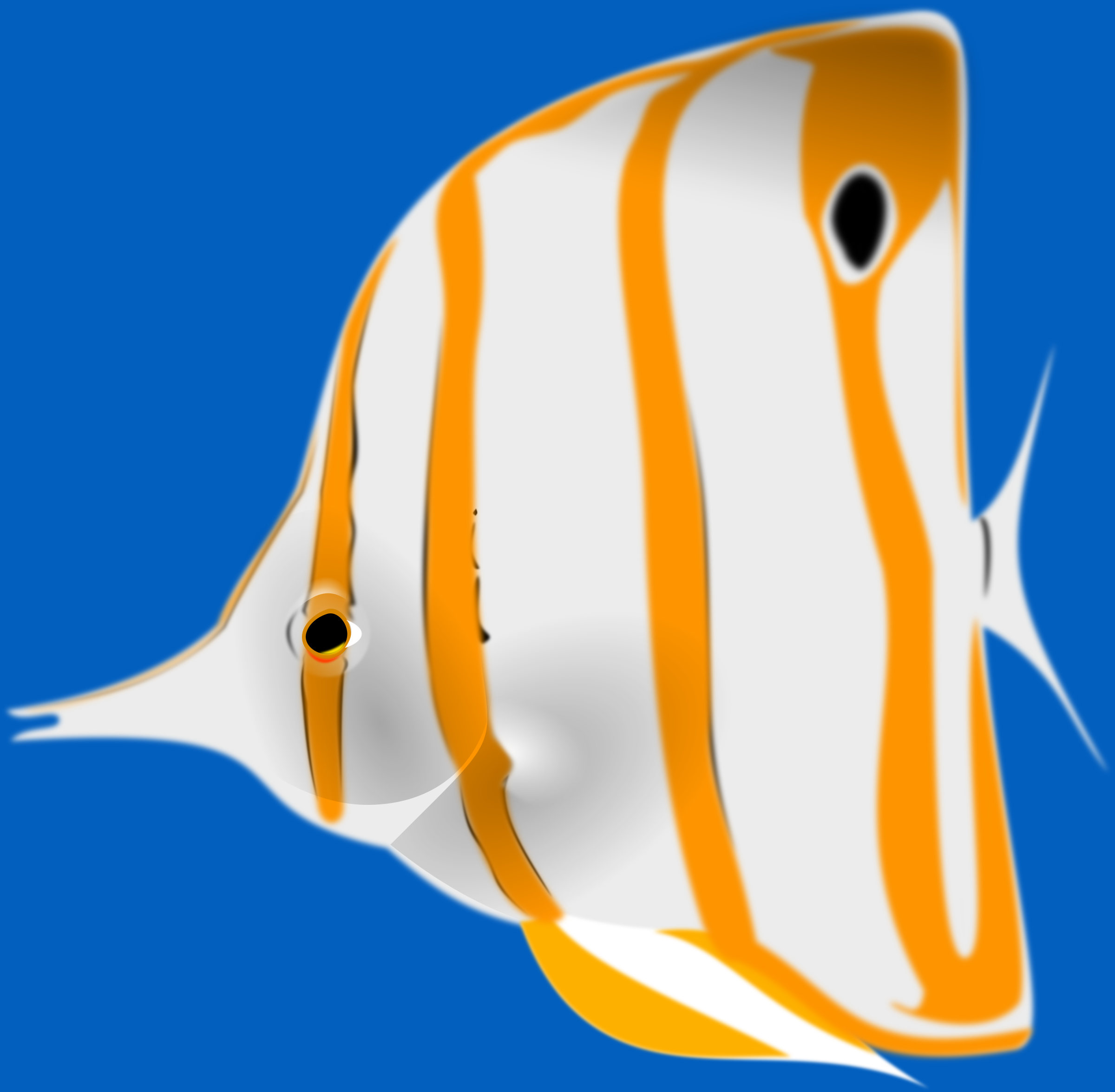 Butterflyfish clipart #5, Download drawings