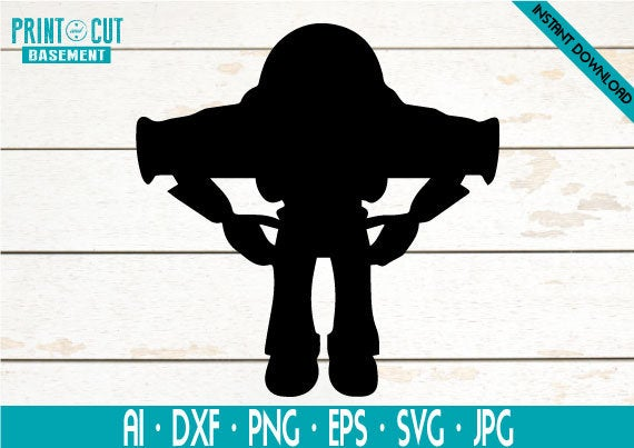 buzz lightyear svg #1103, Download drawings