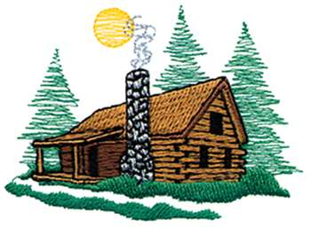 Cabin clipart #9, Download drawings