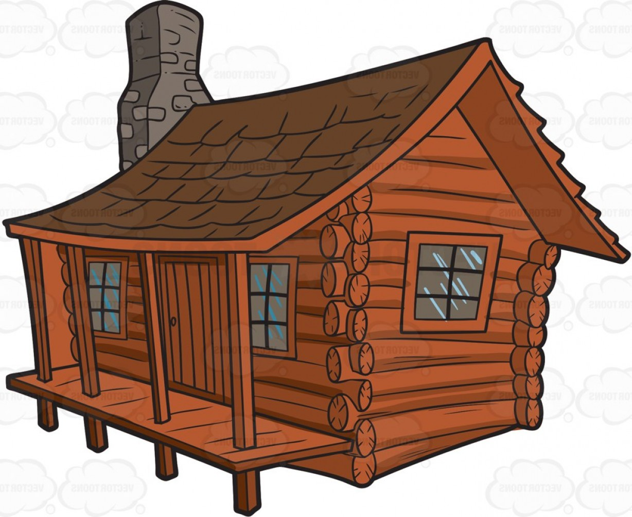 Cabin clipart #5, Download drawings