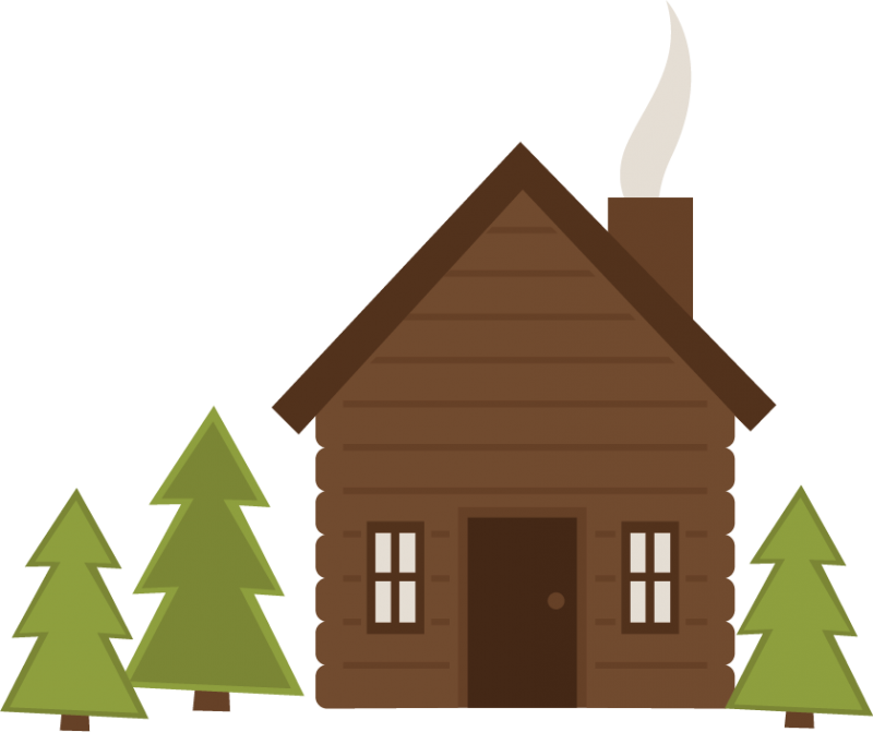 Cabin clipart #6, Download drawings
