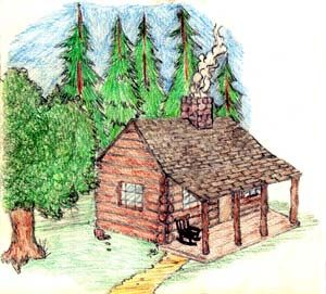Cabin clipart #20, Download drawings