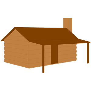 Cabin clipart #3, Download drawings