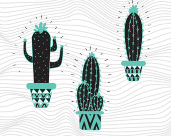 Cactus Blossom svg #17, Download drawings