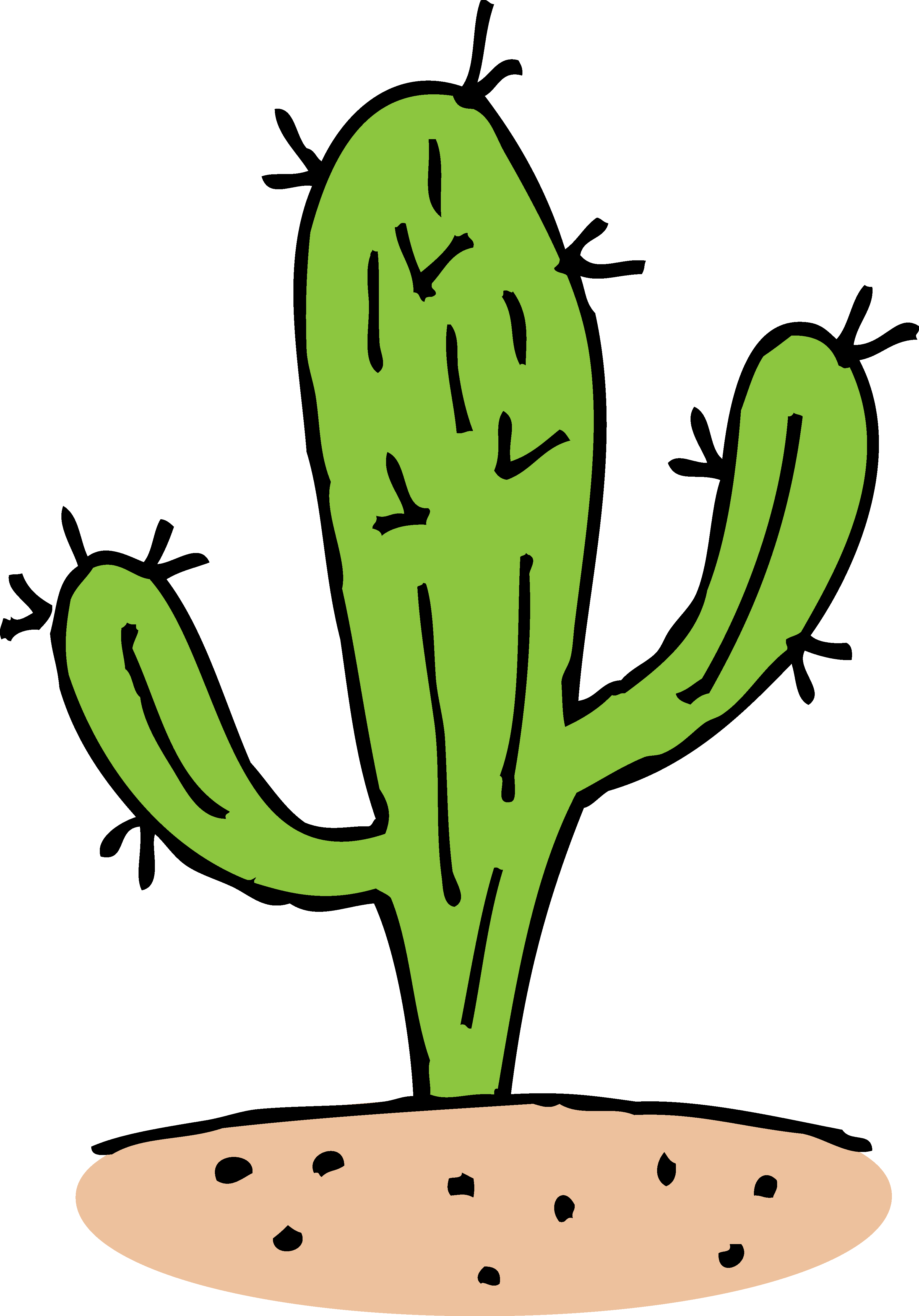 Cactus clipart #1, Download drawings