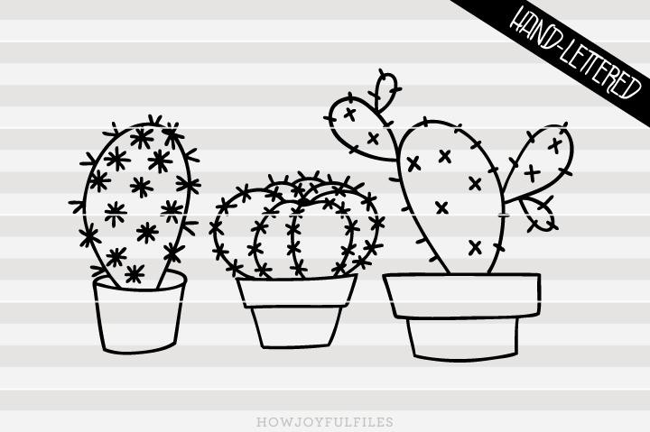 Cactus svg #5, Download drawings
