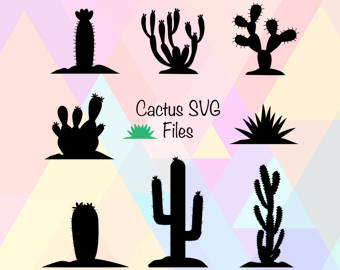 Cactus svg #1, Download drawings