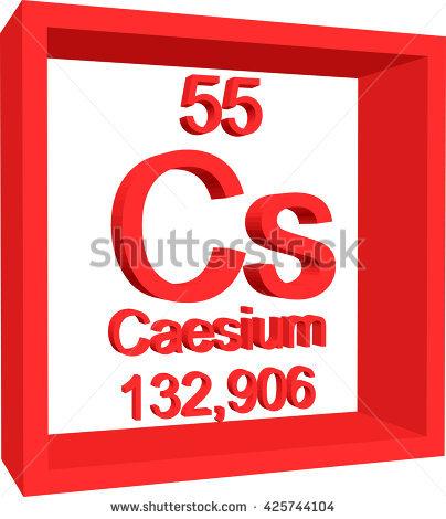 Caesium clipart #1, Download drawings