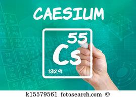 Caesium clipart #2, Download drawings