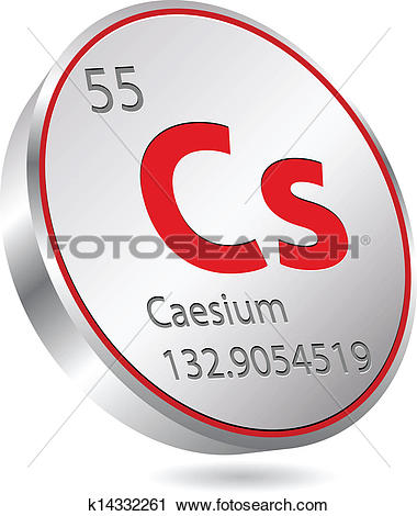 Caesium clipart #12, Download drawings