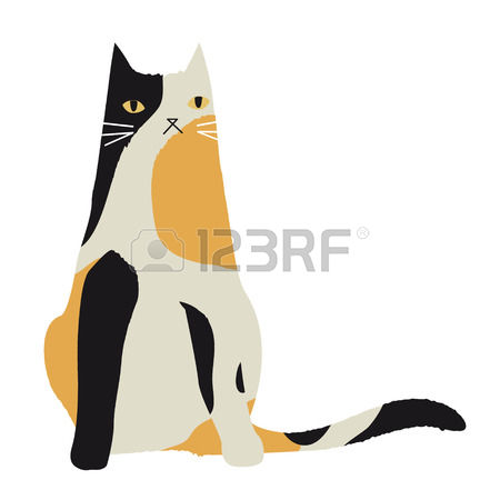 Calico Cat clipart #7, Download drawings