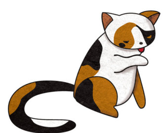 Calico Cat clipart #8, Download drawings