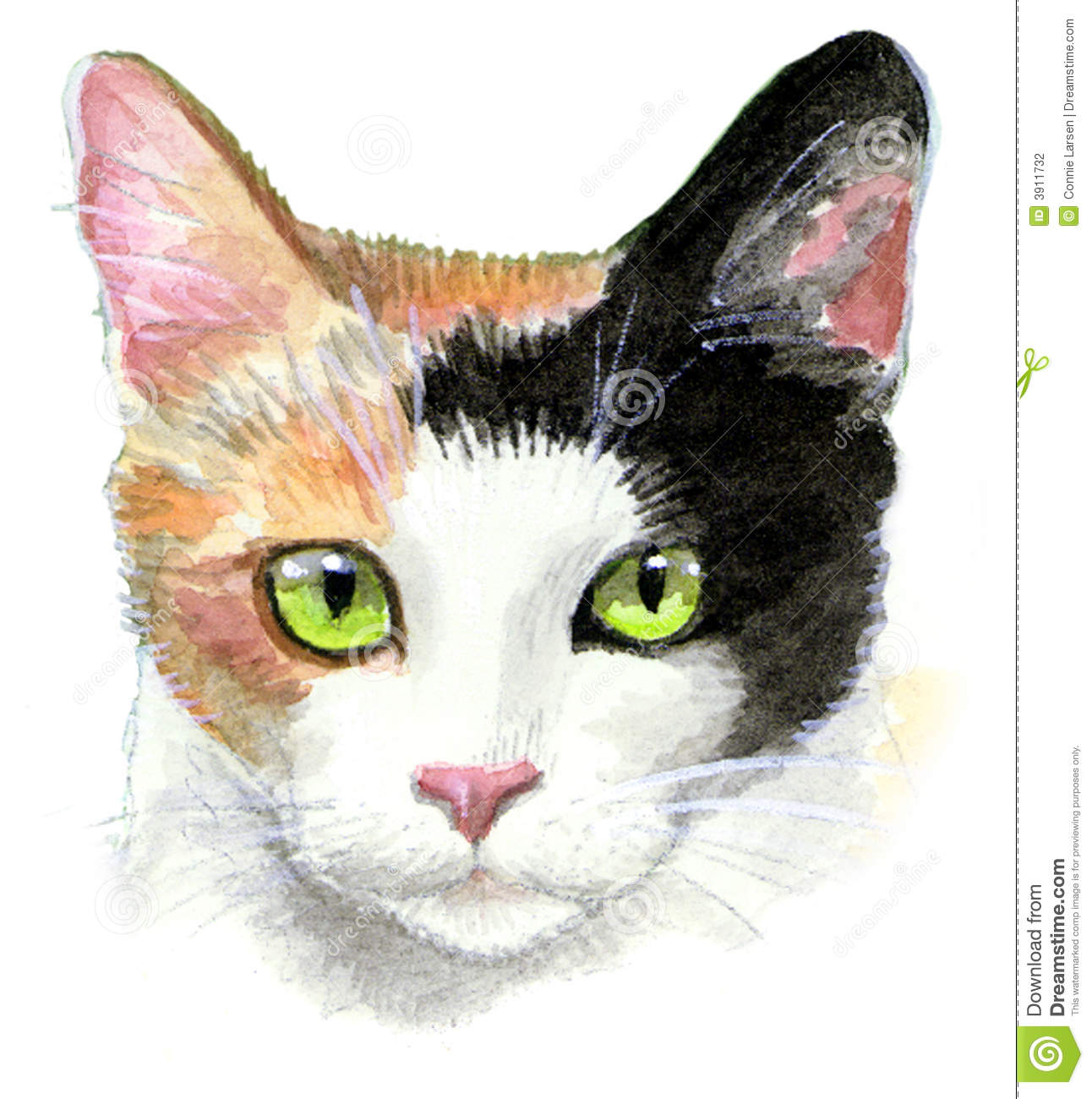 Calico Cat clipart #13, Download drawings