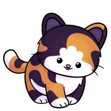 Calico Cat svg #9, Download drawings