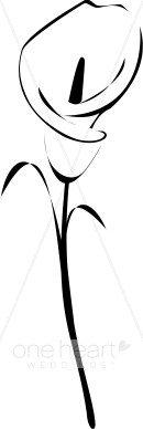Calla Lily clipart #5, Download drawings