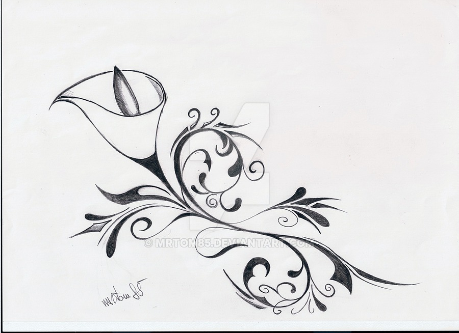Calla Lily svg #9, Download drawings