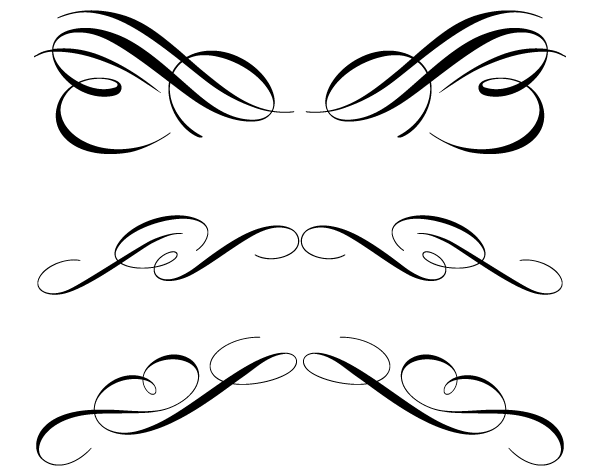Calligraphy clipart #19, Download drawings