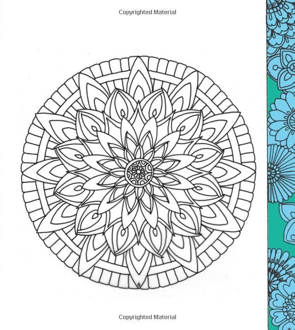 calm coloring pages - photo#38