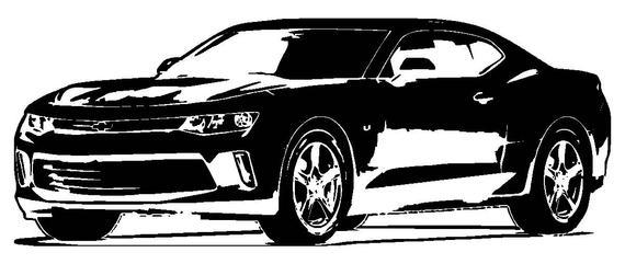 camaro svg #291, Download drawings