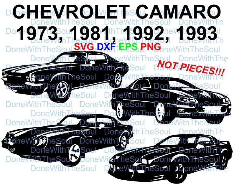 camaro svg #289, Download drawings
