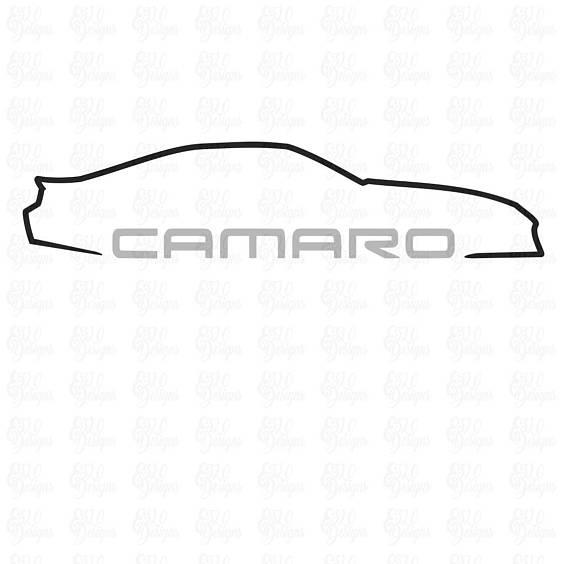 camaro svg #288, Download drawings