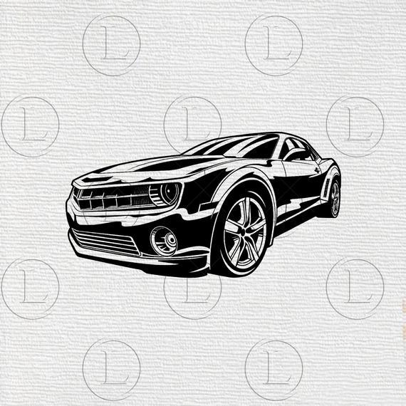 camaro svg #284, Download drawings