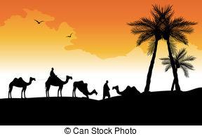 Camel Caravan clipart #14, Download drawings